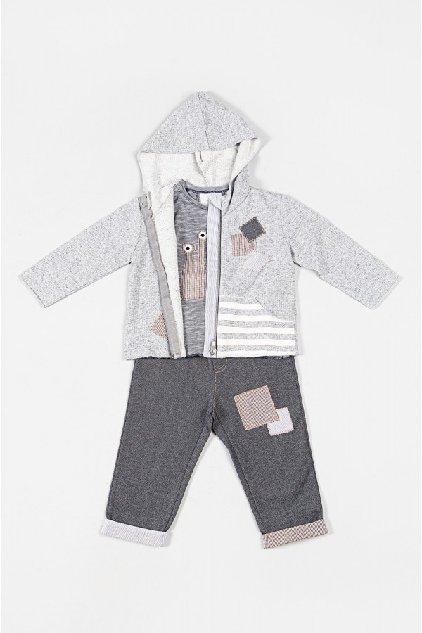 FRUGOO ORGANIC COTTON OUTFIT