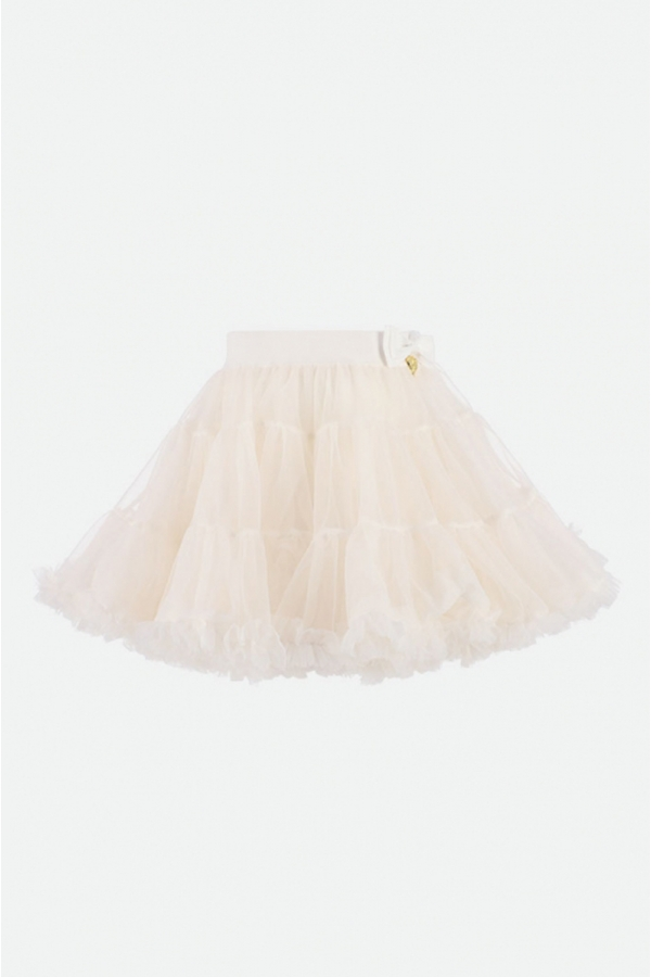 ANGEL'S FACE TUTU SKIRT WHITE