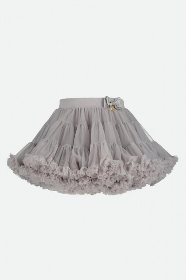 ANGEL'S FACE TUTU SKIRT GRIGIO