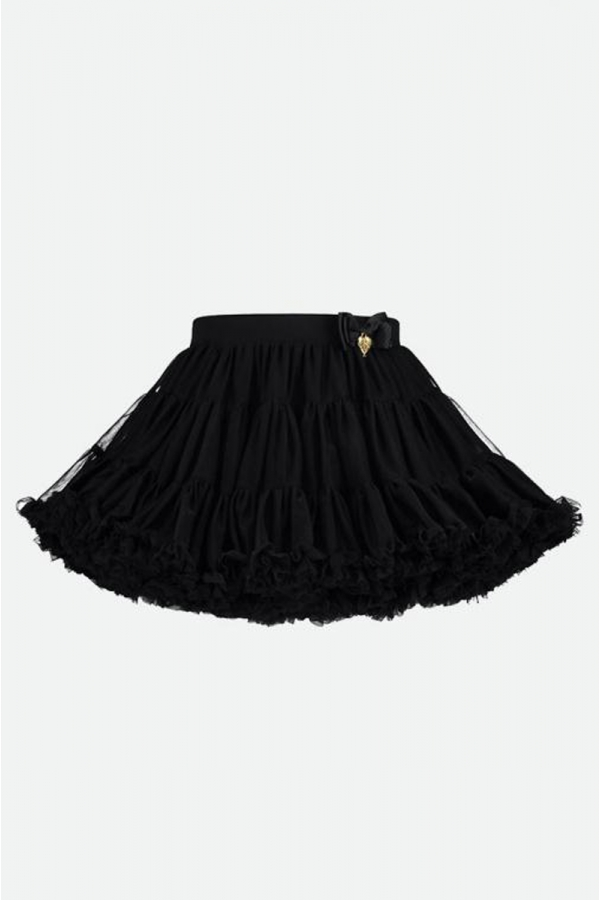 ANGEL'S FACE TUTU SKIRT BLACK