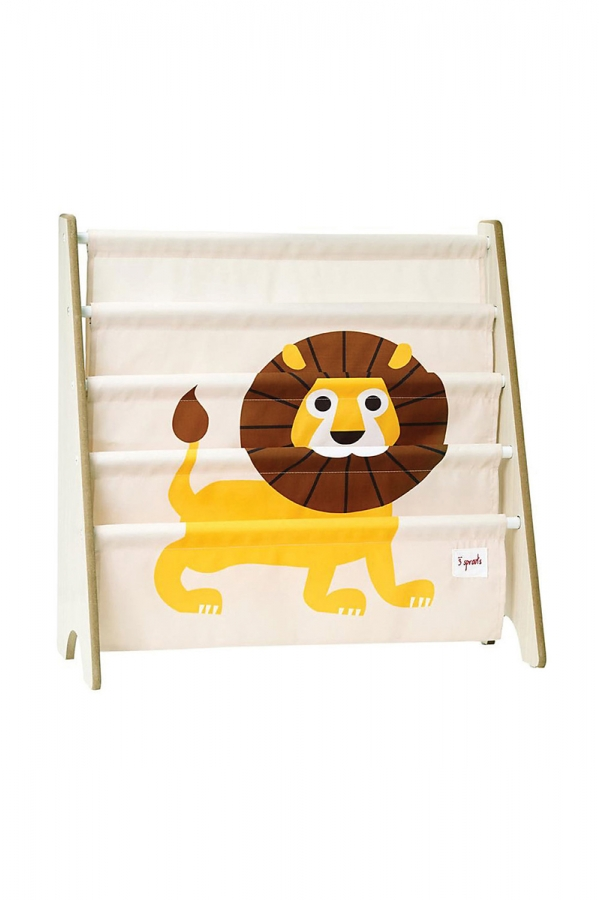 3 SPROUTS LION KIDS LIBRARY
