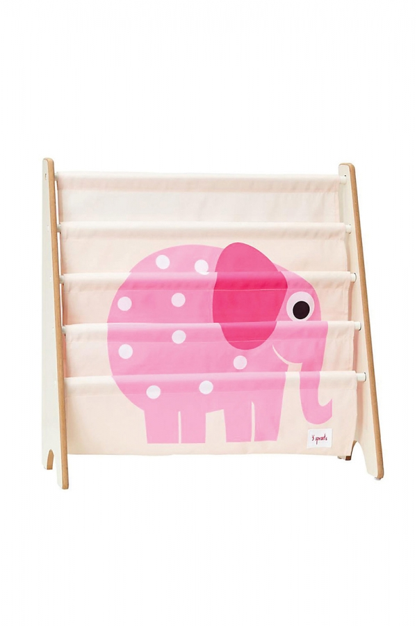 3 SPROUTS PINK ELEPHANT...