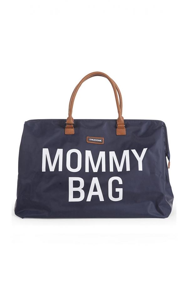 CHILDHOME MOMMY BAG BLU
