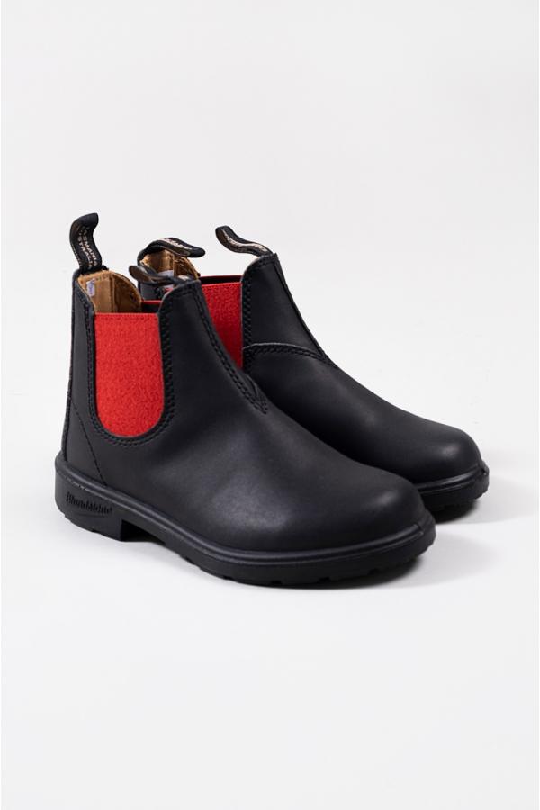BLUNDSTONE 581 BLACK & RED