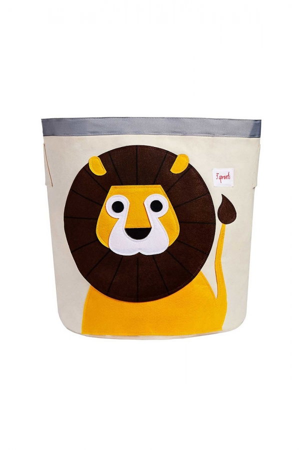 3 SPROUTS LION TOYS BASKET