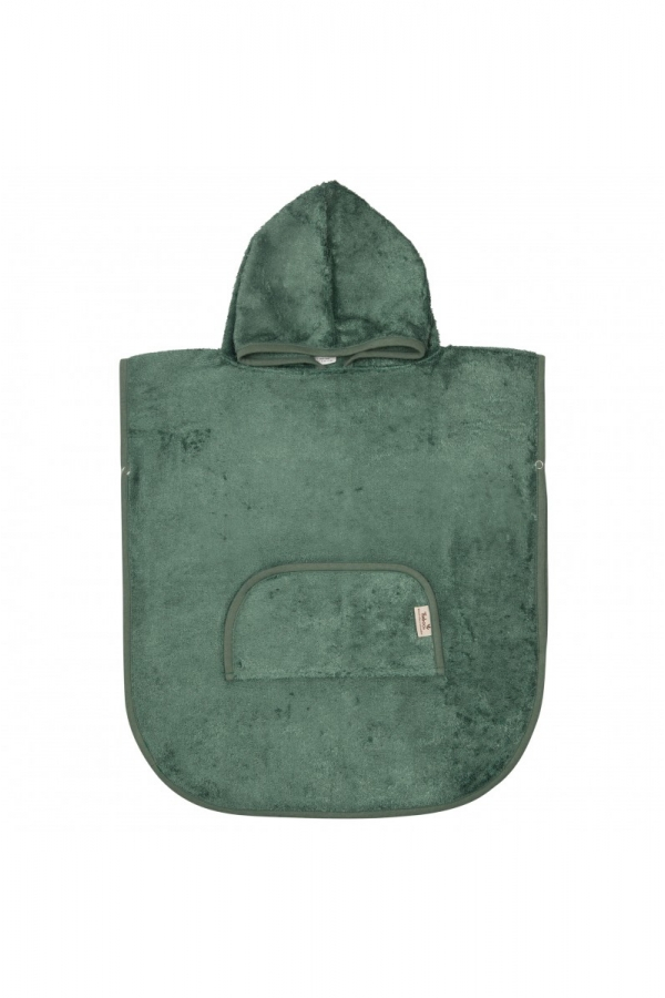 TIMBOO PONCHO VERDE