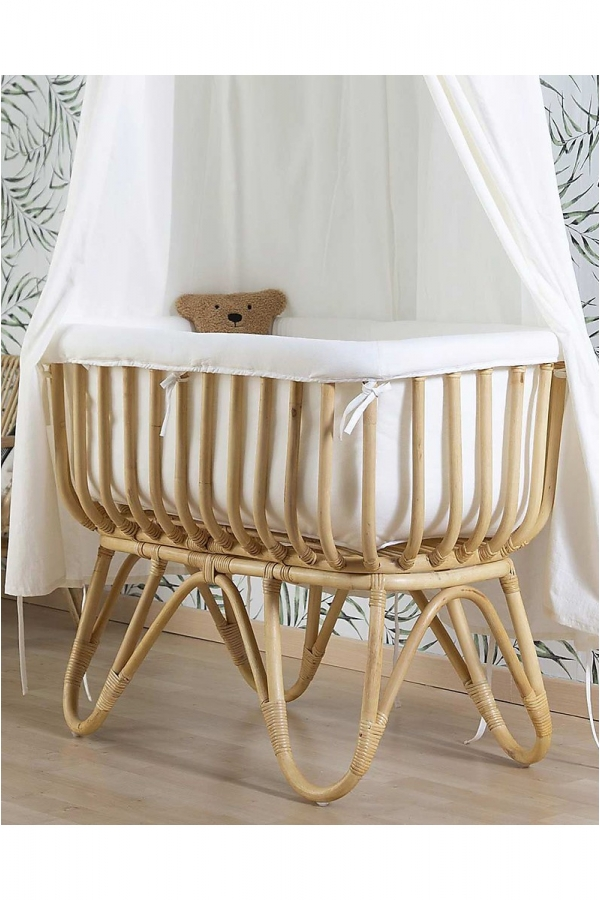 CHILDHOME RATTAN BED